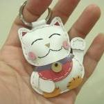 Makiyo the Maneki Neko leat..